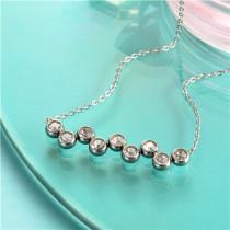 collar de acero inoxidable-SSNEG143-10168