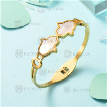 Pulsera en Acero Inoxidable para Mujer -SSBTG126-9474