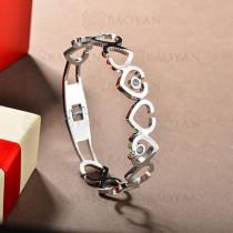 pulseras de acero inoxidable  -SSBTG40-1097