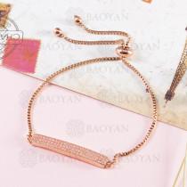 pulseras de bronce -BRBTG141-14083