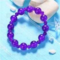 Pulsera de Cristal para mujer -SSBTG129-7117