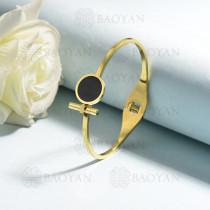 pulsera de acero inoxidable para mujer -SSBTG174-15332