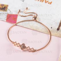 pulseras de bronce -BRBTG141-14084