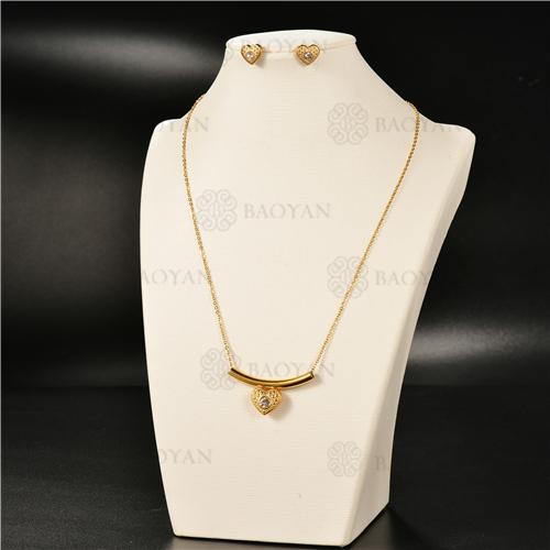 Collar Multicapa en AceroSSNEG126-4950