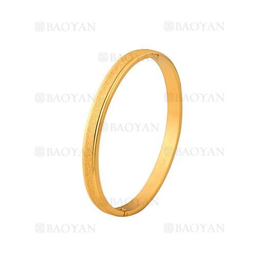pulsera de moda de dorado en acero inoxidable-SSBTG1224984