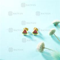Joyas de Acero Inoxidable para Ninas -SSEGG1143-8801