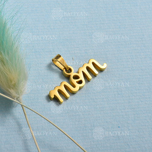 Dije Pequeno para Joyeria DIY de Acero Inoxidable -SSSTG143-8487
