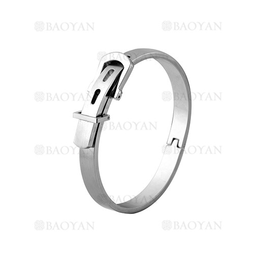 pulsera de moda de plateado en acero inoxidable-SSBTG1225013