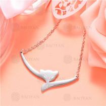 Collar de Acero Inoxidable -SSNEG129-7486