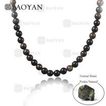 Collar de Piedra Natural -SSNEG16-8385