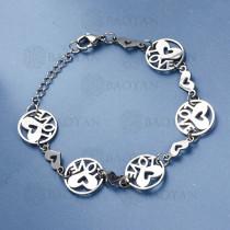 pulseras de acero inoxidable -SSBTG95-14376