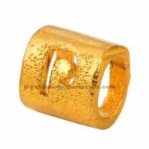 abolarios de  letra  P  dorado oro laminado-BRPTG90060