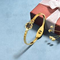 pulsera de acero inoxidable para mujer -SSBTG174-15350
