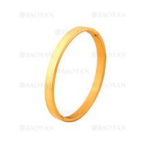 pulsera de moda de dorado en acero inoxidable-SSBTG1224997