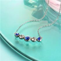 collar de acero inoxidable-SSNEG143-10165