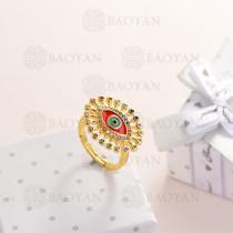 anillos de oro golfi en bronce -BRRGG154-14910