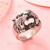 anillo de acero inoxidable para hombre -SSRGG97-2332