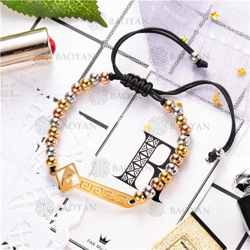 pulsera de acero  inoxidable -SSBTG95-8711