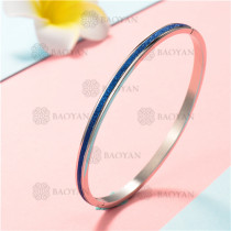 Pulsera de Acero Inoxidable para Mujer -SSBTG122-6681