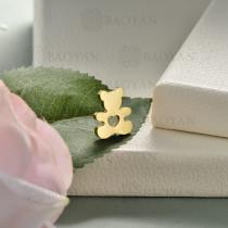 charms de acero inoxidable para pulsera -SSPTG142-16122-G