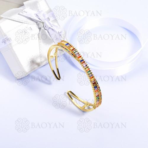 pulsera de bronce para Mujer -BRBTG154-14717