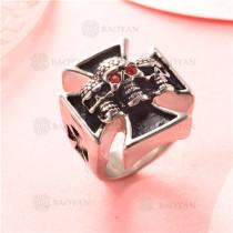 anillo de acero inoxidable para hombre -SSRGG97-2337