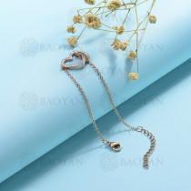 pulsera de acero inoxidable -SSBTG143-15324-R