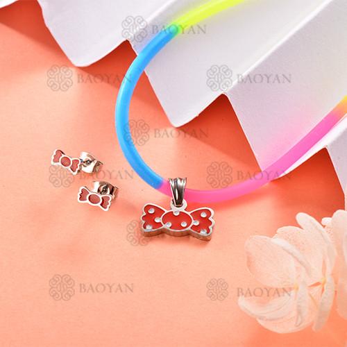 Collar para Ninas -SSNEG143-12468