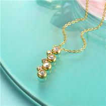 collar de acero inoxidable-SSNEG143-10166
