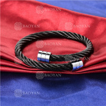 Pulsera de Cable Acero por Mayor -SSBTG16-5972
