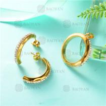 conjunto de dorado en acero inoxidable-SSSTG26-8065
