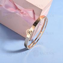 pulsera de acero inoxidable para mujer -SSBTG40-15273