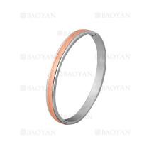 pulsera de moda de plateado en acero inoxidable-SSBTG1224983