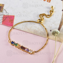 pulseras de bronce -BRBTG141-14108
