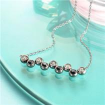 collar de acero inoxidable-SSNEG143-10175