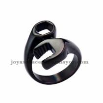 anillo de herramienta  llave negro en acero  inoxidable -SSRGG971657