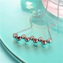collar de acero inoxidable-SSNEG143-10174