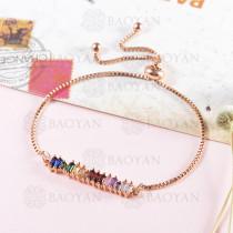 pulseras de bronce -BRBTG141-14109