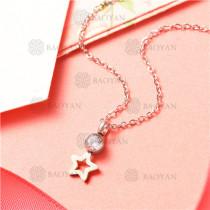 Collares de Acero Inoxidable -SSNEG129-8015