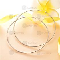 aretes de joyas acero inoxidable -SSEGG16-6372
