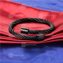 Pulsera de Cable Acero por Mayor -SSBTG16-5973