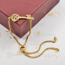 pulseras de bronce -BRBTG141-13785
