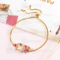 pulseras de bronce -BRBTG141-14019