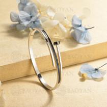 pulsera de charm en acero inoxidable para mujer -SSBTG40-16973