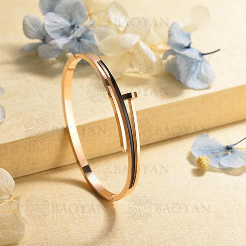 pulsera de charm en acero inoxidable para mujer -SSBTG40-16972