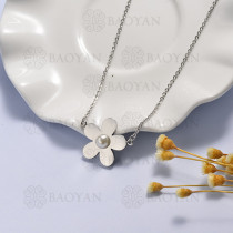 collar de acero inoxidable -SSNEG40-16908