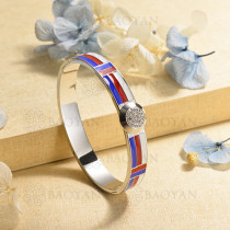 pulsera de charm en acero inoxidable para mujer -SSBTG40-16976