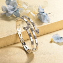 pulsera de charm en acero inoxidable para mujer -SSBTG40-16991