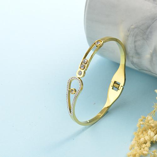 pulseras de acero inoxidable  -SSBTG174-17761