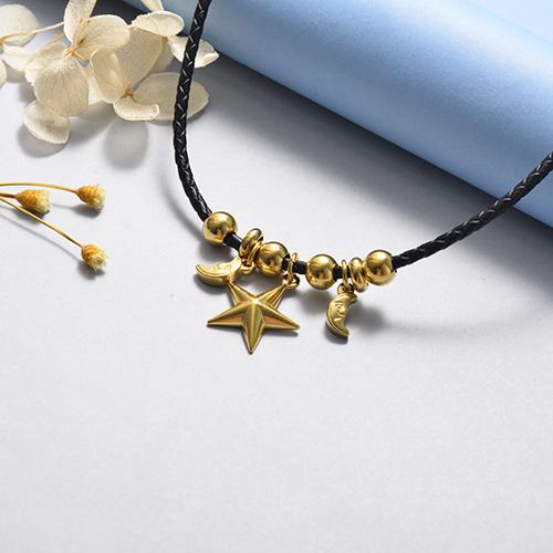 Collares de Acero Inoxidable -SSNEG142-17336
